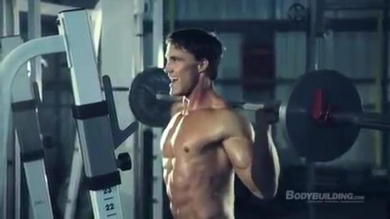 Greg Plitts MFT28 Day 3, Shoulder Shred Bodybuilding com