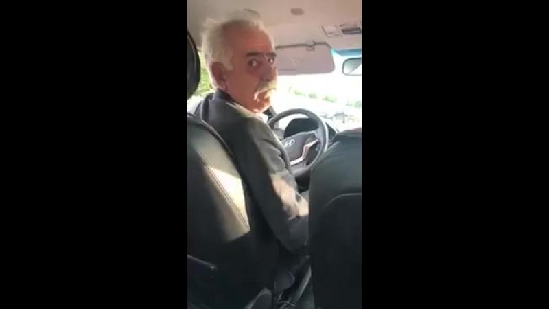 Когда просишь таксиста открыть окно [BLACK KARMA]
