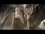 Game of Thrones vs Manowar RIDE THE DRAGON (Die to be Reborn) music video