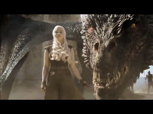 Game of Thrones vs Manowar: RIDE THE DRAGON (Die to be Reborn) music video