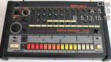 Paul Hardcastle - TR-808 TR-08 Drum Pattern