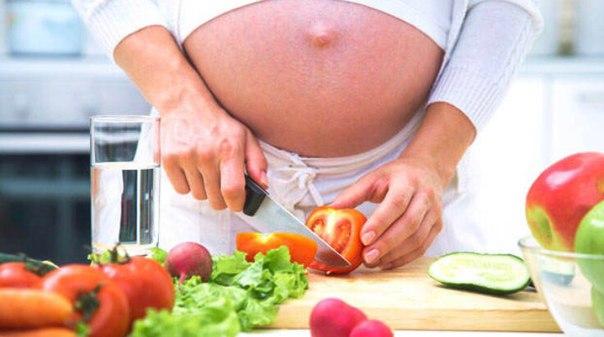 Питание беременной на 28 неделе 31