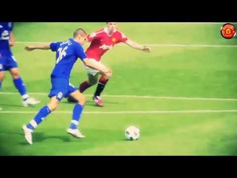 Эдвин Ван Дер Сар - Манчестер Юнайтед