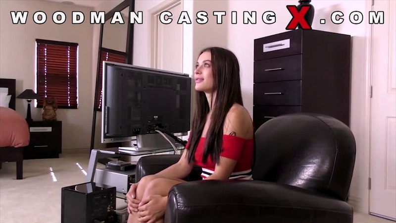Lana Rhoades Interview Woodman Casting Part 1