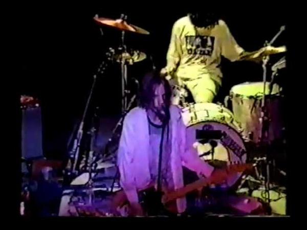 Beck live 4/19/94 Fucknwitmyhead, Alcohol, Fume
