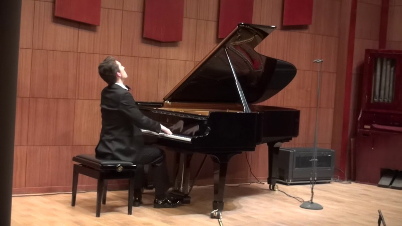 08.11.2018 Valentin Malinin at concert in Chamber Hall of the Moscow Philharmonic Society