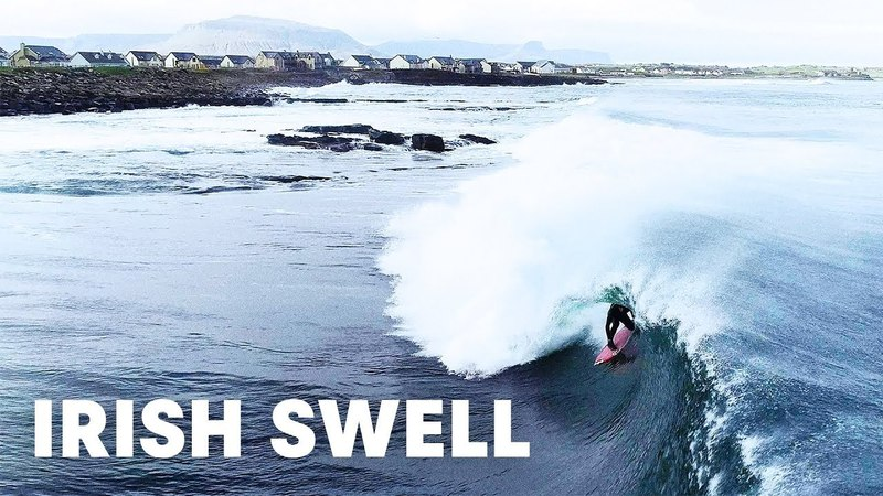 HIT RUN:The casual side of Irish wave country.