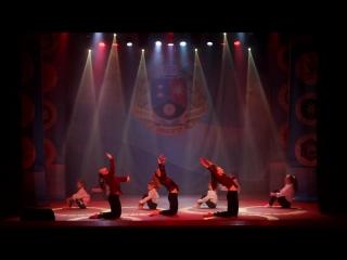 Концерт студии Trance-dance.Донецк..Современные танцы (10-14 лет)