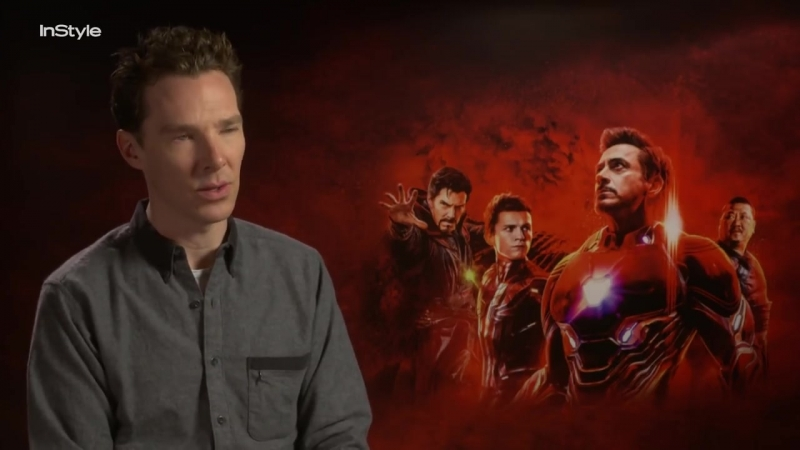 Benedict Cumberbatch Is V. Excited For Spice Girls Reunion! _ Avengers Funny Interview