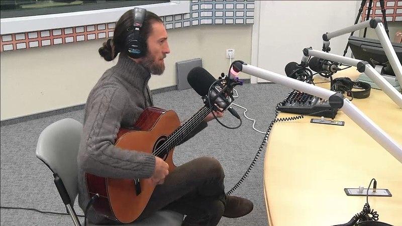 Мировая легенда, гитарист Estas Tonne в эфире Радио Вести