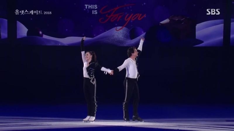 Scott MOIR _ ExGala 08 _ 2018-05-22 All That Skate 2018