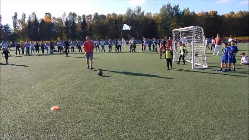 МФК Зелёный ключ 2011 - СШ по футболу 2010 - пенальти 23.09.18
