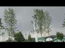 Астанинский шторм пришел в Алматы