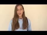 [Anna Ray] Первый день в Американской школе |VLOG | США | обучение в Америке | Los Angeles
