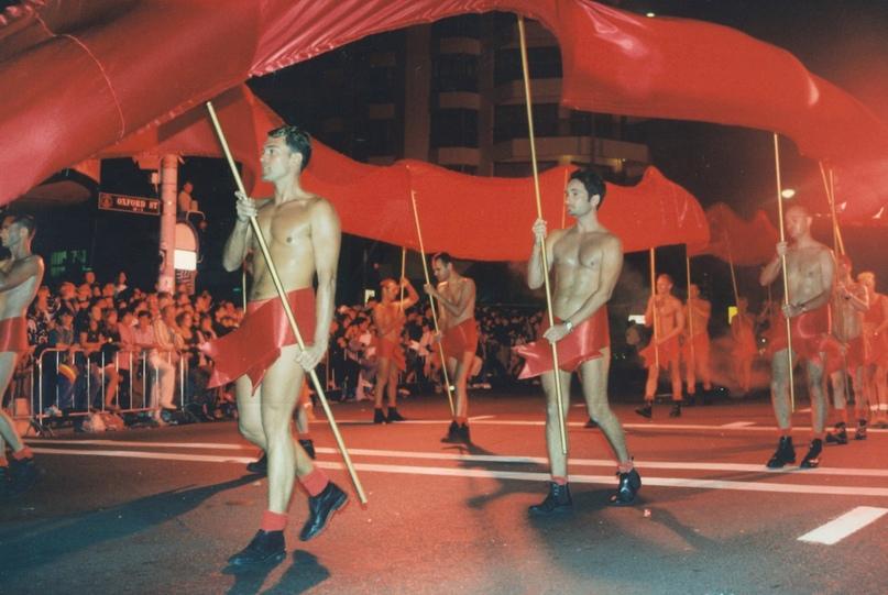 Дома гордости для гомосексуалистов и лесбиянок