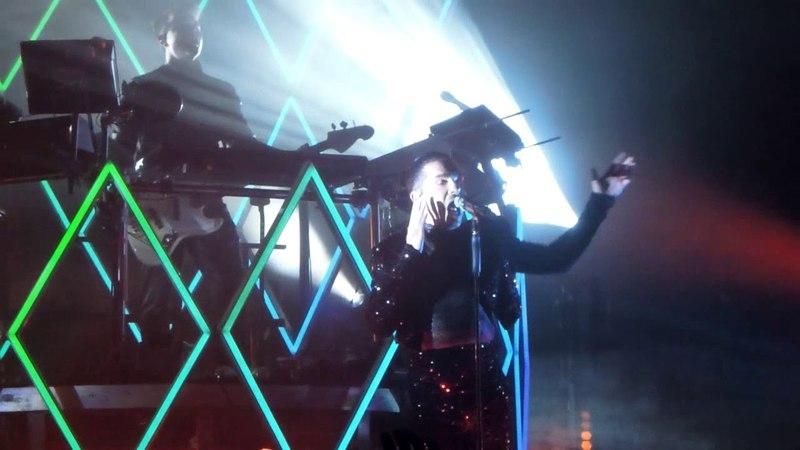 Tokio Hotel live in Berlin, 21.04.2018 - The Heart Get No Sleep