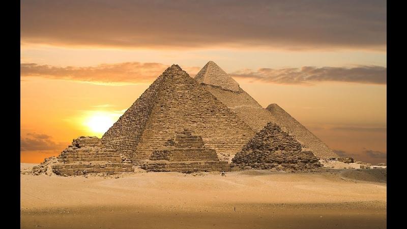 Подкаст про пирамиды