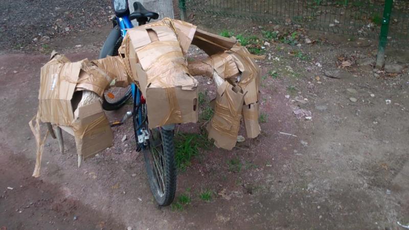 Обновочка, или новые приключения долбанутого фотографа-велосипедиста :