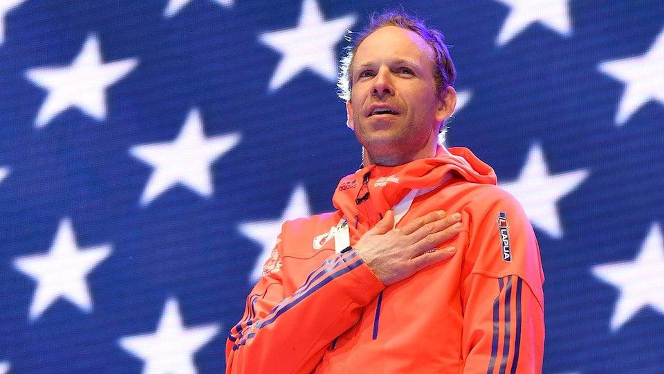 Американский биатлонист выступил с жёстким призывом насчёт России
