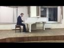 Никита Кочкин ударные инструменты II курс