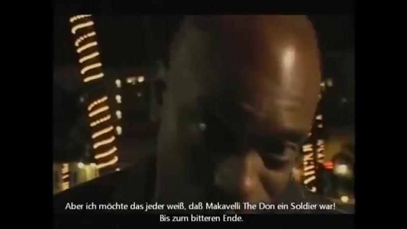 Mopreme Shakur - über 2Pacs Tod (Untertitel Deutsch)