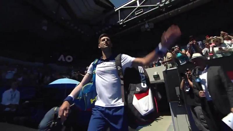 Шестикратный чемпион Australian Open возвращается !
