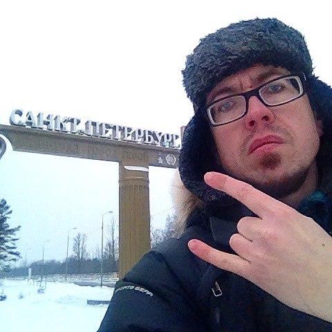 Александр Швецов   Санкт-Петербург