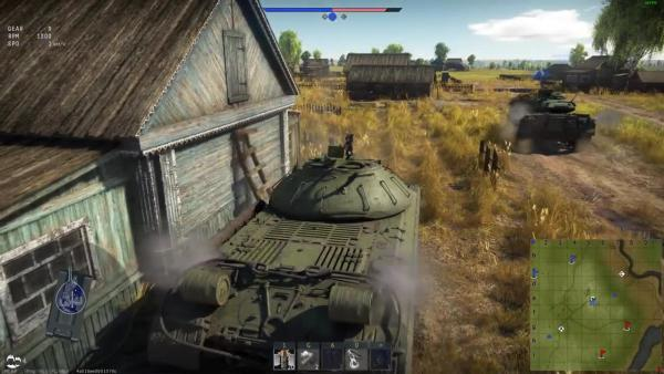 ИС-3: с парада победы в WAR THUNDER!
