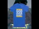 God Over Money бренд одежды