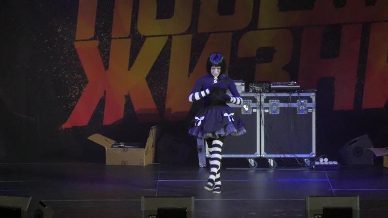 1.6.11. Toki Loni (Рязань) Ангелы Чарли - Five Nights at Freddy`s 2 - Марионетка