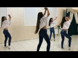 Шоу - балет Jazz Band в с.Дубове 21.01.18р