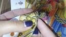 Криволинейная техника вышивки бисером Начинаю вышивать икону вместе с вами Небольшой мастер класс