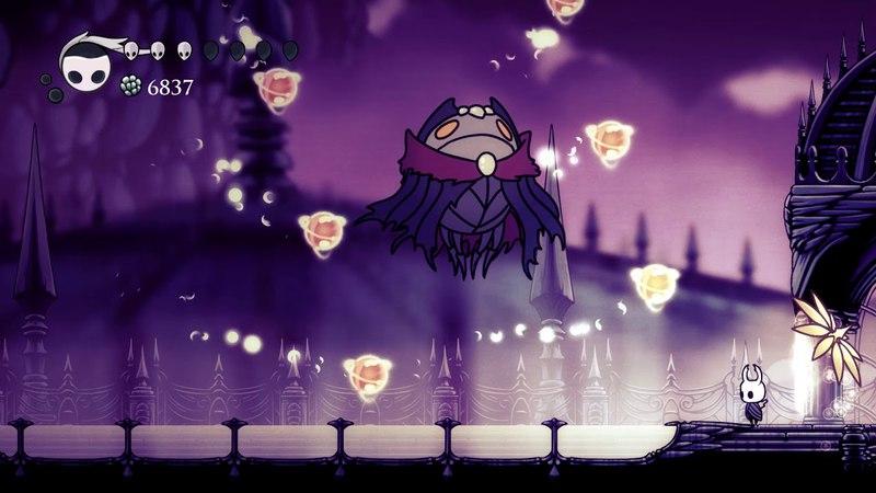 HOLLOW KNIGHT - Босс Душегуб | Dream Boss Soul Tyrant - Gameplay