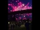 Фейерверк в честь дня города 125 ЛЕТ НОВОСИБИРСКУ