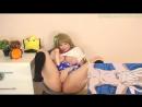 Love Live School Idol Project - Kotori Minami watching hentai and masturbate (Hidori Rose) - Anime Hentai Porno Cosplay (UNC.mp4
