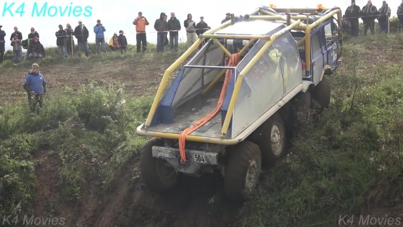 Truck trial _ 8x8 Tatra truck _ Elbingerode 2017 _ no.504