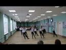 «Хава нагила» городской фестиваль «ТАНЦУЮЩАЯ ШКОЛА» 2017