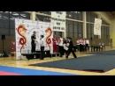 Ирина Трутнева — 2 место в щит и меч