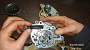 Принцип действия регулируемого масляного насоса на ДВС Volkswagen FSI 1 4 и 1 6
