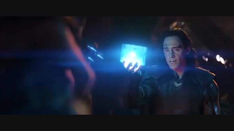 Fragments_ ☆Мстители: Война бесконечности.☆_(2018) — Ну, во-первых, я не асгардец. А во-вторых... у нас есть Халк.