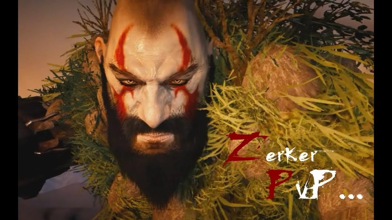 [TH] BdO Lv.61 Zerk PVP 2