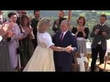 Kneissl-Hochzeit in Österreich: Putin hält Ansprache auf Deutsch und tanzt mit der Braut