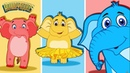 Elephants Have Wrinkles and More Nursery Rhymes and Kids Songs Collection by Howdytoons