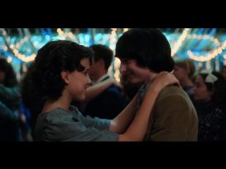 Stranger Things Майк и Одиннадцать танцуют и поцелуй (Очень Странные Дела)