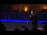 Evgeni Plushenko, Dima Bilan and Edvin Marton. Believe. Kings on Ice. Yerevan TV version.mp4