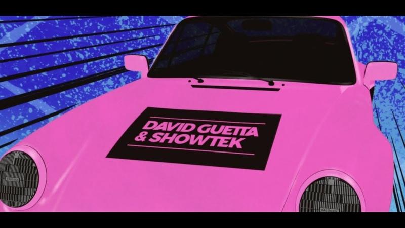 David Guetta Showtek - Your Love (Lyric video)
