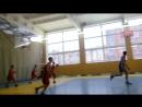 20.01.18 Баскетбол. Юноши 2004. Сергиев Посад - Павловский-Посад ( 7