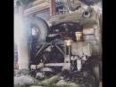 Tatra 815 Татра тягач запуск двигателя