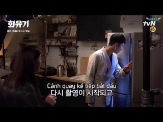 [AVN Vietsub][Making] Hwayugi Lee Seung Gi vs Cha Seung Won, hậu trường cuộc đấu khí công