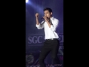 140913 SGC SUPER LIVE Taecyeon _ 10/10